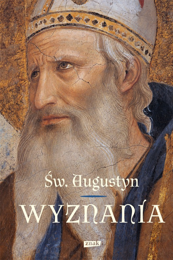 okładka Wyznaniaebook | EPUB, MOBI | Św. Augustyn