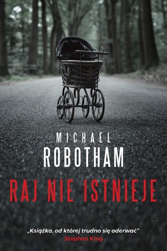 okładka Raj nie istnieje. Ebook | EPUB, MOBI | Michael Robotham