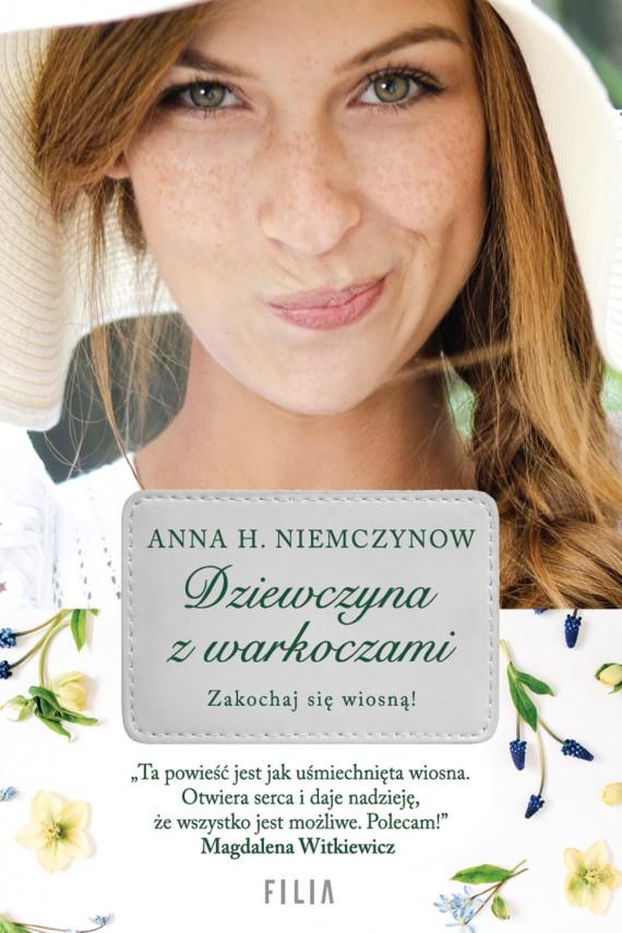 okładka Dziewczyna z warkoczami. Ebook | EPUB, MOBI | Anna H. Niemczynow