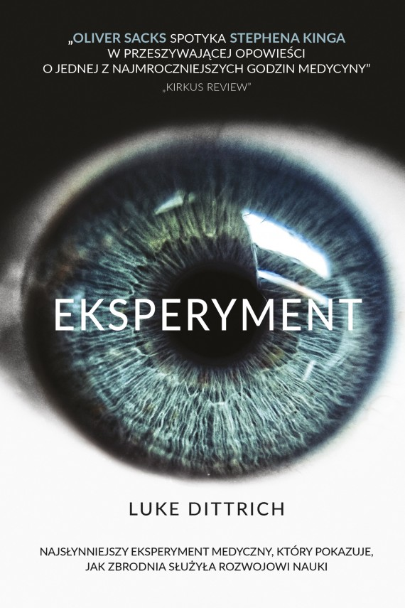 okładka Eksperyment. Ebook | EPUB, MOBI | Luke Dittrich