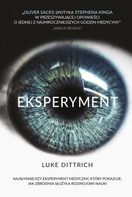 okładka Eksperyment, Ebook | Luke Dittrich