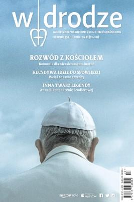 okładka miesięcznik W drodze nr 2/2018, Ebook | Opracowanie zbiorowe