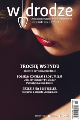 okładka miesięcznik W drodze nr 2/2017, Ebook | opracowanie zbiorowe W drodze