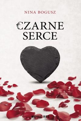 okładka Czarne serce, Ebook | Nina Bogusz