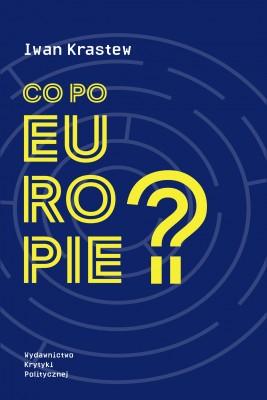 okładka Co po Europie?, Ebook   Iwan  Krastew