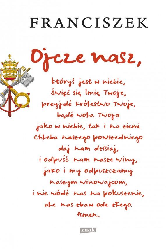 okładka Ojcze naszebook | EPUB, MOBI | Papież Franciszek
