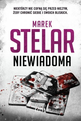 okładka Niewiadoma, Ebook | Marek Stelar