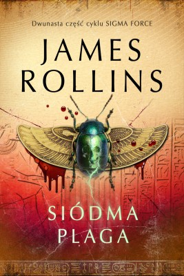 okładka Siódma plaga, Ebook | James Rollins
