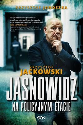 okładka Jasnowidz na policyjnym etacie, Ebook | Krzysztof Janoszka, Krzysztof Jackowski