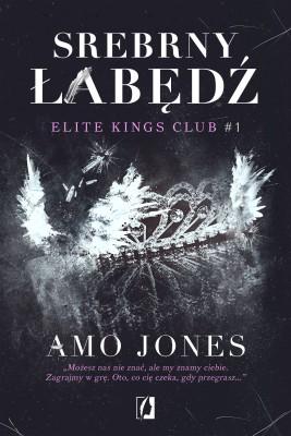 okładka Srebrny łabędź, Ebook   Amo Jones