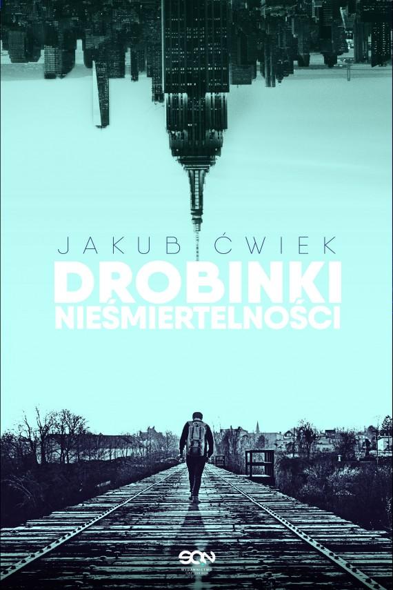 okładka Drobinki nieśmiertelnościebook | EPUB, MOBI | Jakub Ćwiek