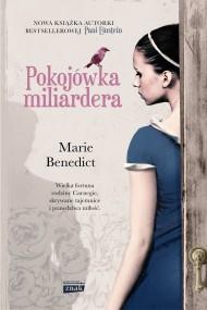 okładka Pokojówka miliardera. Ebook | EPUB,MOBI | Marie Benedict