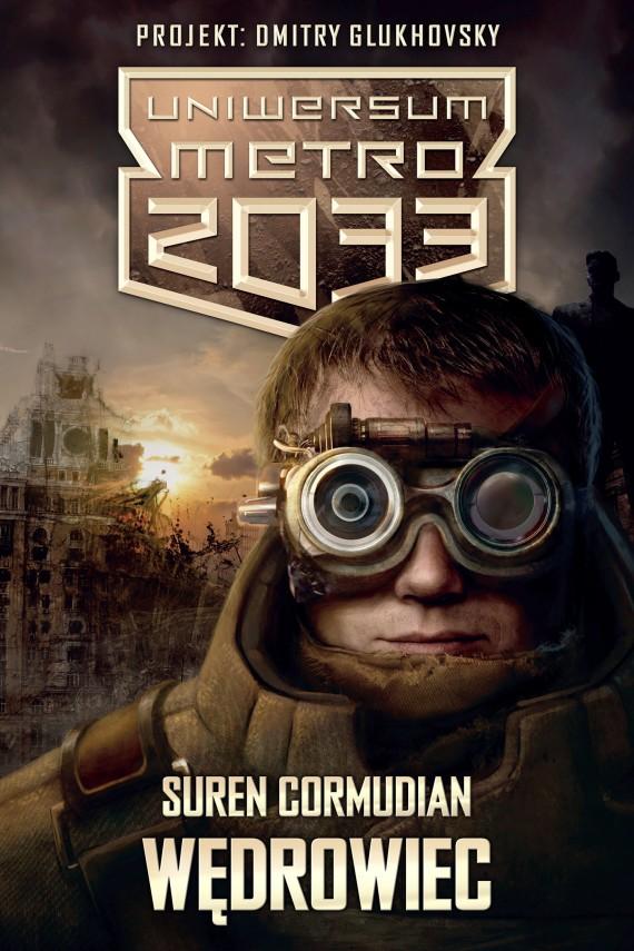 okładka Wędrowiec. Ebook | EPUB, MOBI | Suren Cormudian, Paweł Podmiotko