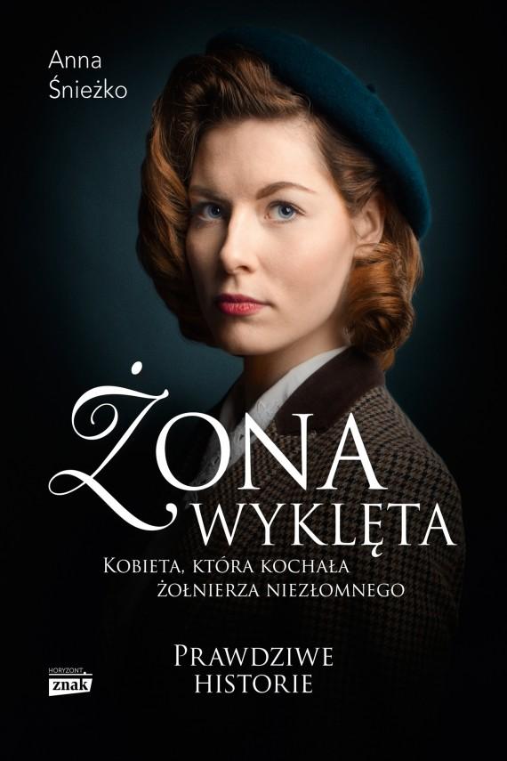 okładka Żona wyklętaebook | EPUB, MOBI | Anna Śnieżko