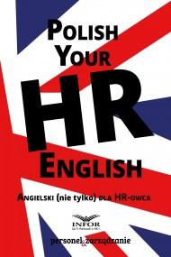 okładka Polish your HR English. Angielski (nie tylko) dla HR-owca-częć I, Ebook | INFOR PL S.A.