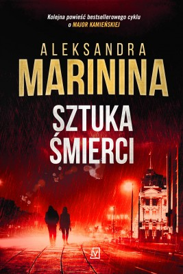 okładka Sztuka śmierci, Ebook | Aleksandra Marinina