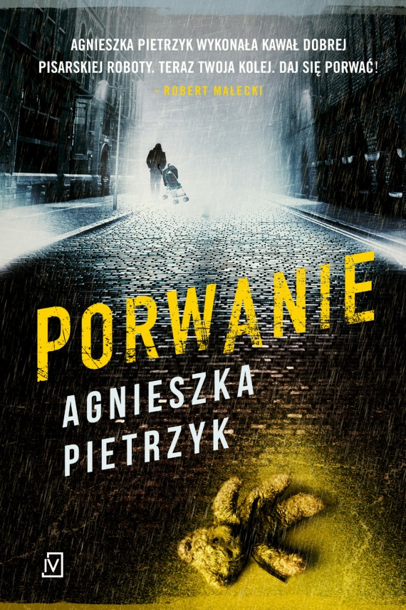 okładka Porwanie. Ebook | EPUB, MOBI | Agnieszka Pietrzyk