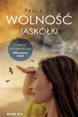 okładka Wolność jaskółki, Ebook | Paula Er