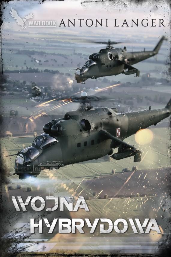 okładka Wojna hybrydowaebook | EPUB, MOBI | Antoni Langer
