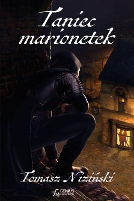 okładka Taniec marionetek, Ebook | Tomasz Niziński