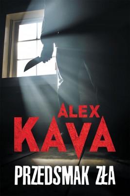 okładka Przedsmak zła, Ebook | Alex Kava