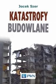 okładka Katastrofy budowlane. Ebook | EPUB,MOBI | Jacek  Szer