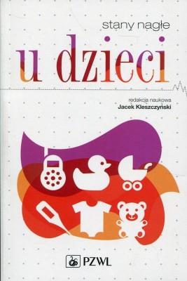 okładka Stany nagłe u dzieci, Ebook | Jacek  Kleszczyński