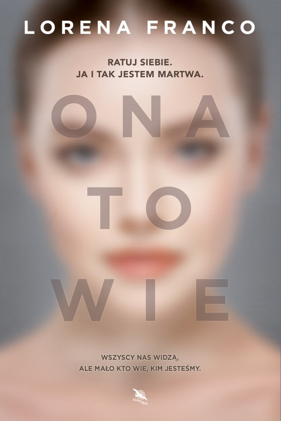 okładka Ona to wie. Ebook | EPUB, MOBI | Lorena Franco