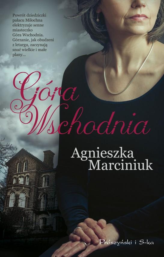okładka Góra Wschodnia. Ebook | EPUB, MOBI | Agnieszka Marciniuk