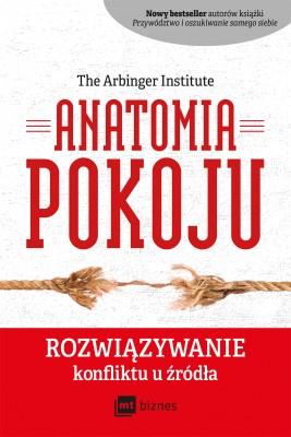 okładka Anatomia Pokoju, Ebook | The Arbinger Institute