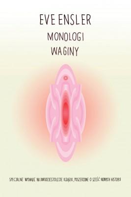 okładka Monologi waginy, Ebook | Eve Ensler