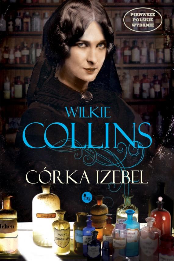 okładka Córka Izebelebook | EPUB, MOBI | Wilkie Collins