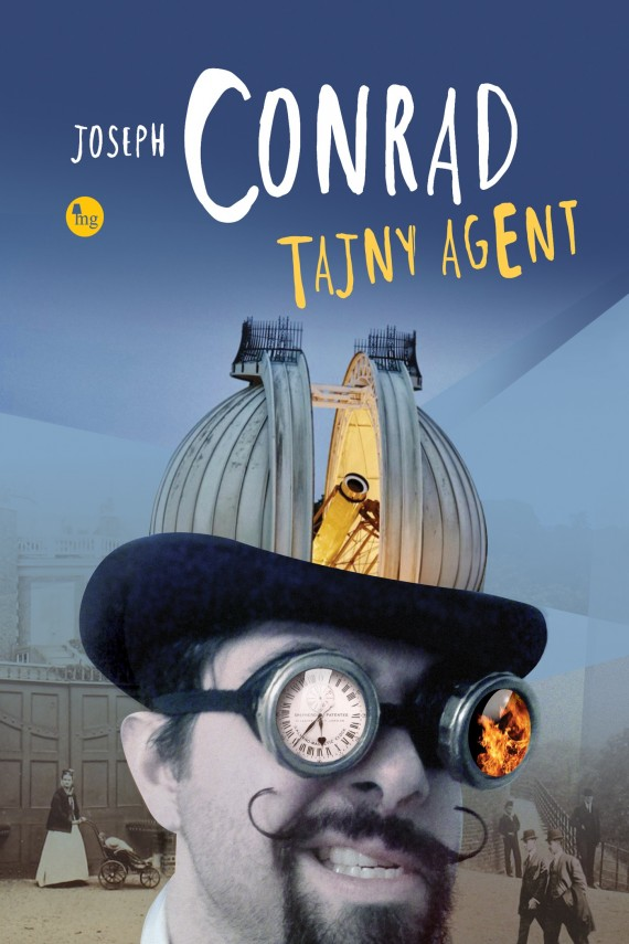 okładka Tajny agent. Ebook | EPUB, MOBI | Joseph Conrad