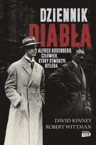 okładka Dziennik diabła. Ebook | EPUB,MOBI | Robert Wittman, David Kinney