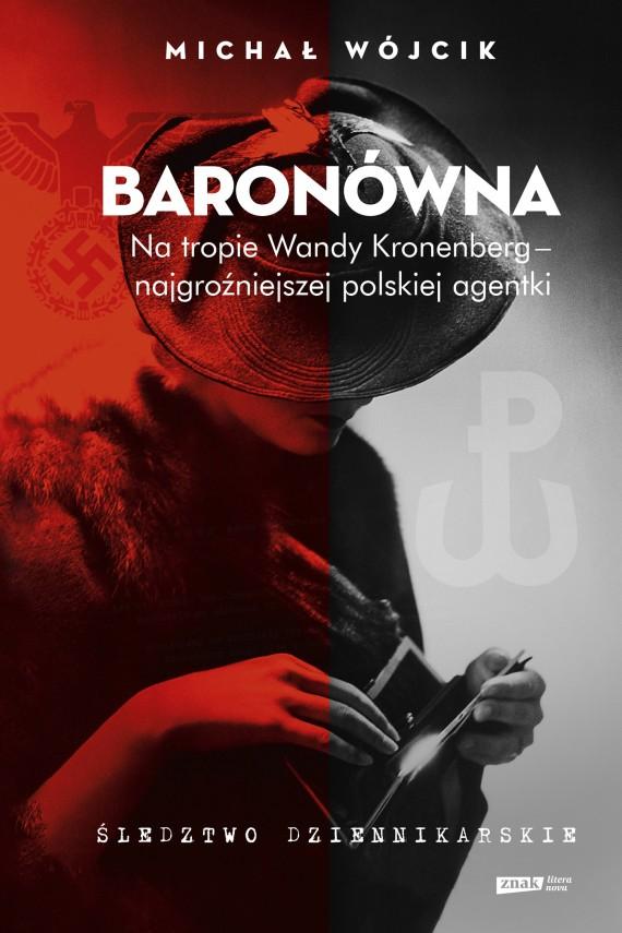 okładka Baronówna. Ebook | EPUB, MOBI | Michał Wójcik