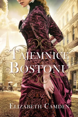 okładka Tajemnice Bostonu, Ebook   Elizabeth Camden