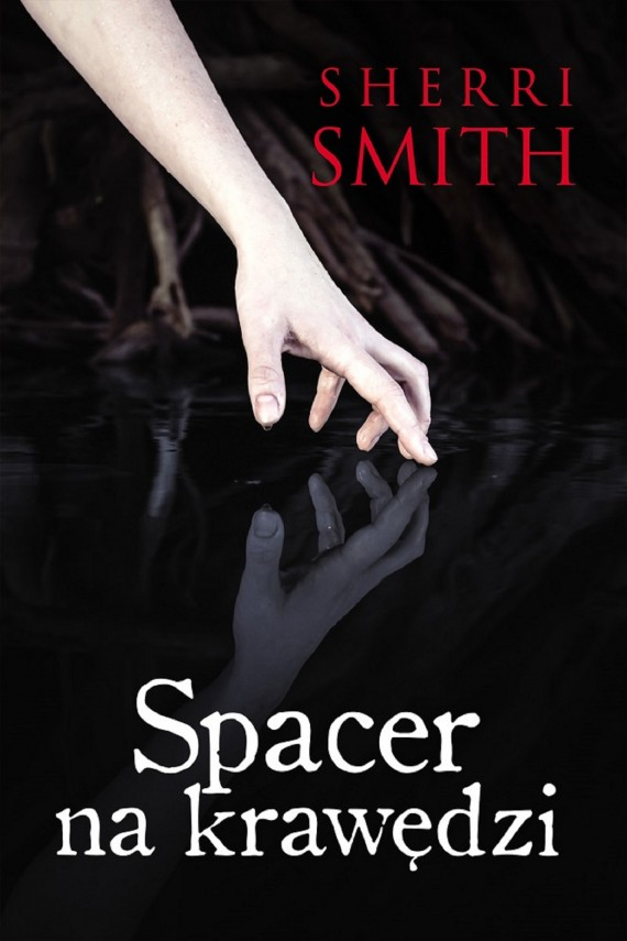 okładka Spacer na krawędzi. Ebook | EPUB, MOBI | Sherri Smith