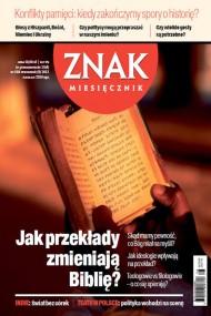 okładka ZNAK Miesięcznik nr 688 (9/2012), Ebook | autor zbiorowy