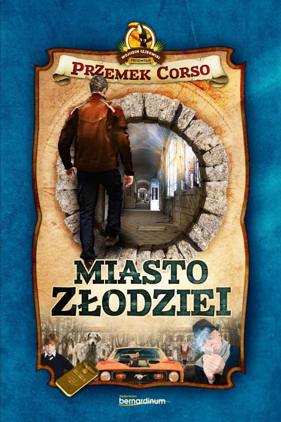 okładka Miasto złodzieiebook | EPUB, MOBI | Przemek Corso