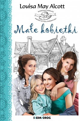 okładka Małe kobietki, Ebook | Louise May Alcott