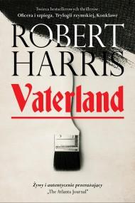 okładka Vaterland. Ebook | papier | Robert Harris