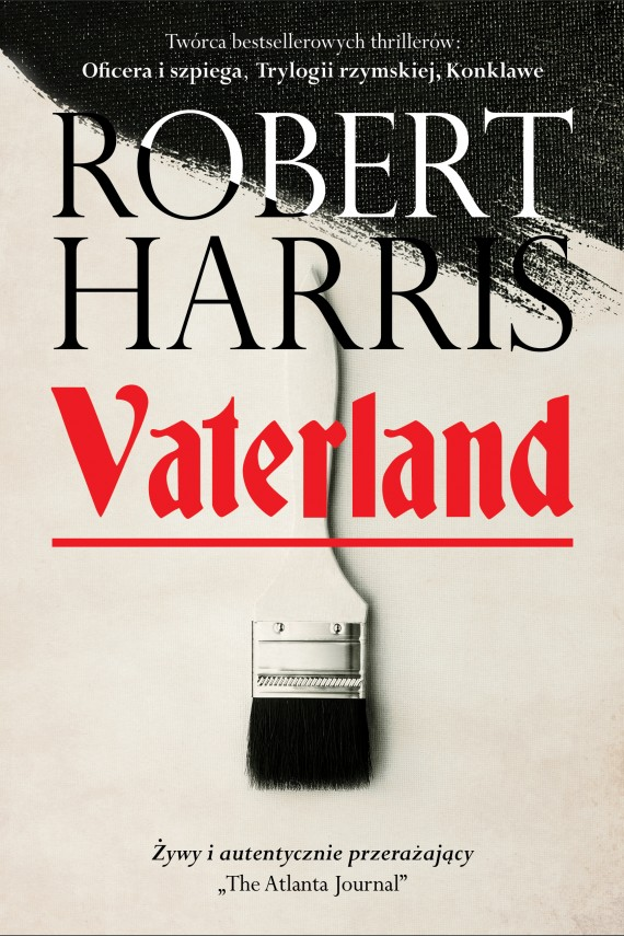 okładka Vaterland. Ebook | EPUB, MOBI | Robert Harris