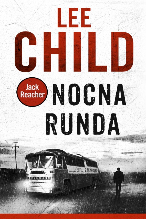 okładka Nocna runda. Ebook | EPUB, MOBI | Lee Child