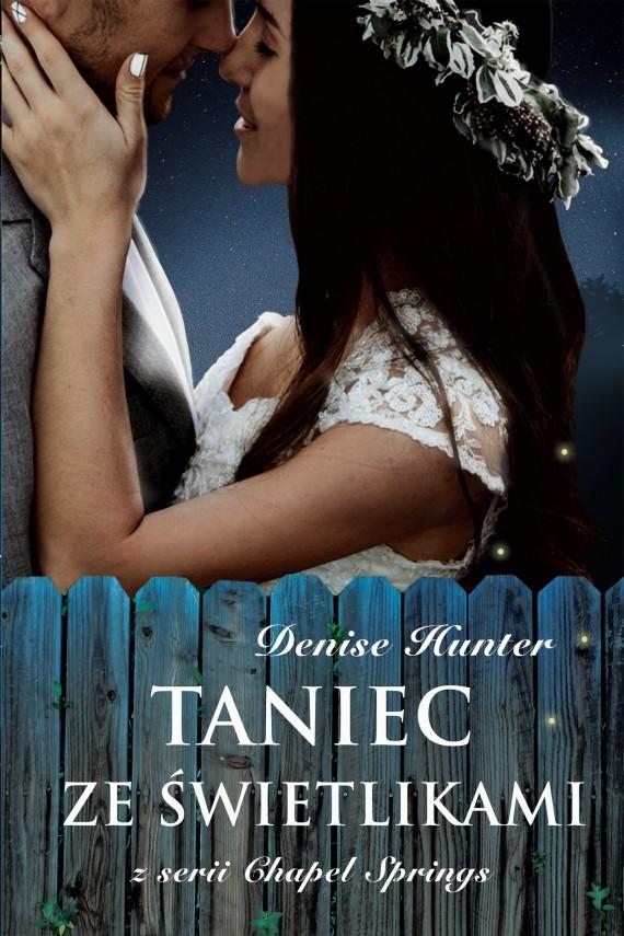 okładka Taniec ze świetlikamiebook | EPUB, MOBI | Denise Hunter