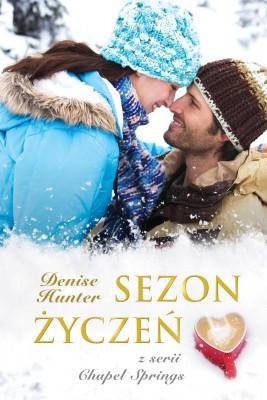 okładka Sezon życzeń, Ebook | Denise Hunter