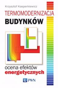 okładka Termomodernizacja budynków. Ebook | papier | Krzysztof  Kasperkiewicz