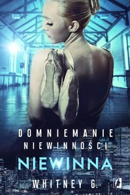 okładka Niewinna, Ebook | Whitney G.