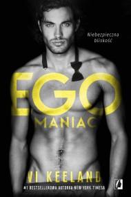 okładka Egomaniac. Ebook | papier | Vi Keeland