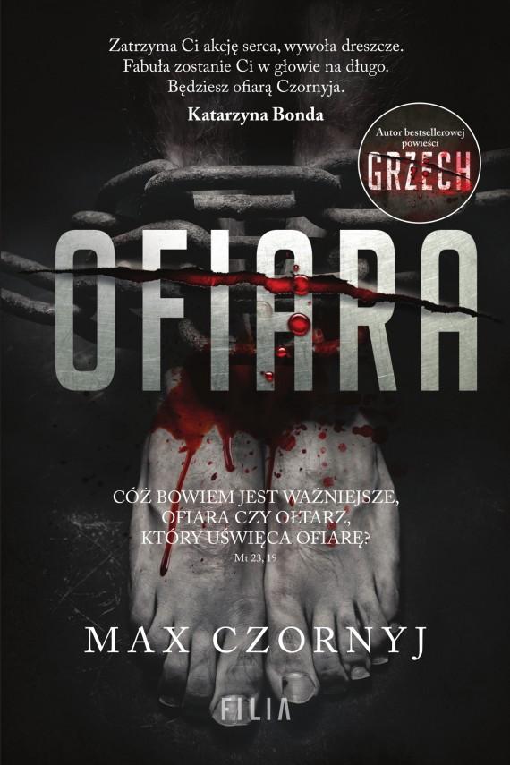 okładka Ofiara. Ebook | EPUB, MOBI | Max Czornyj