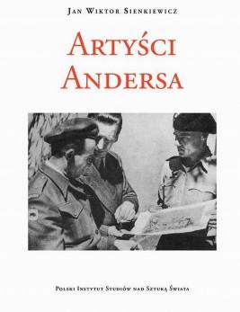 okładka Artyści Andersa. Continuità e novità, Ebook | Jan Wiktor  Sienkiewicz
